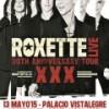 Live Nation presenta: ROXETTE en concierto. Madrid y Barcelona.