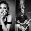 Scarlett Johansson presenta la canción, Haim