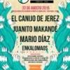 The Line Underground Festival presenta: Canijo de Jerez, Juanito Makandé, Mario Díaz y Enkalomaos