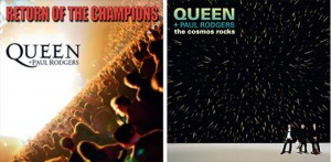Se reeditan los dos discos de Queen + Paul Rodgers - Theborderlinemusic.com