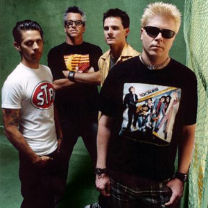 Nuevo álbum de The Offspring en junio - Theborderlinemusic.com